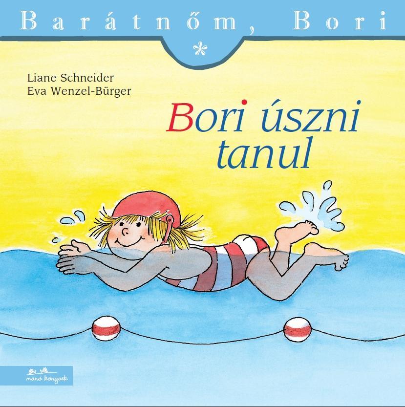 - - Bori úszni tanul