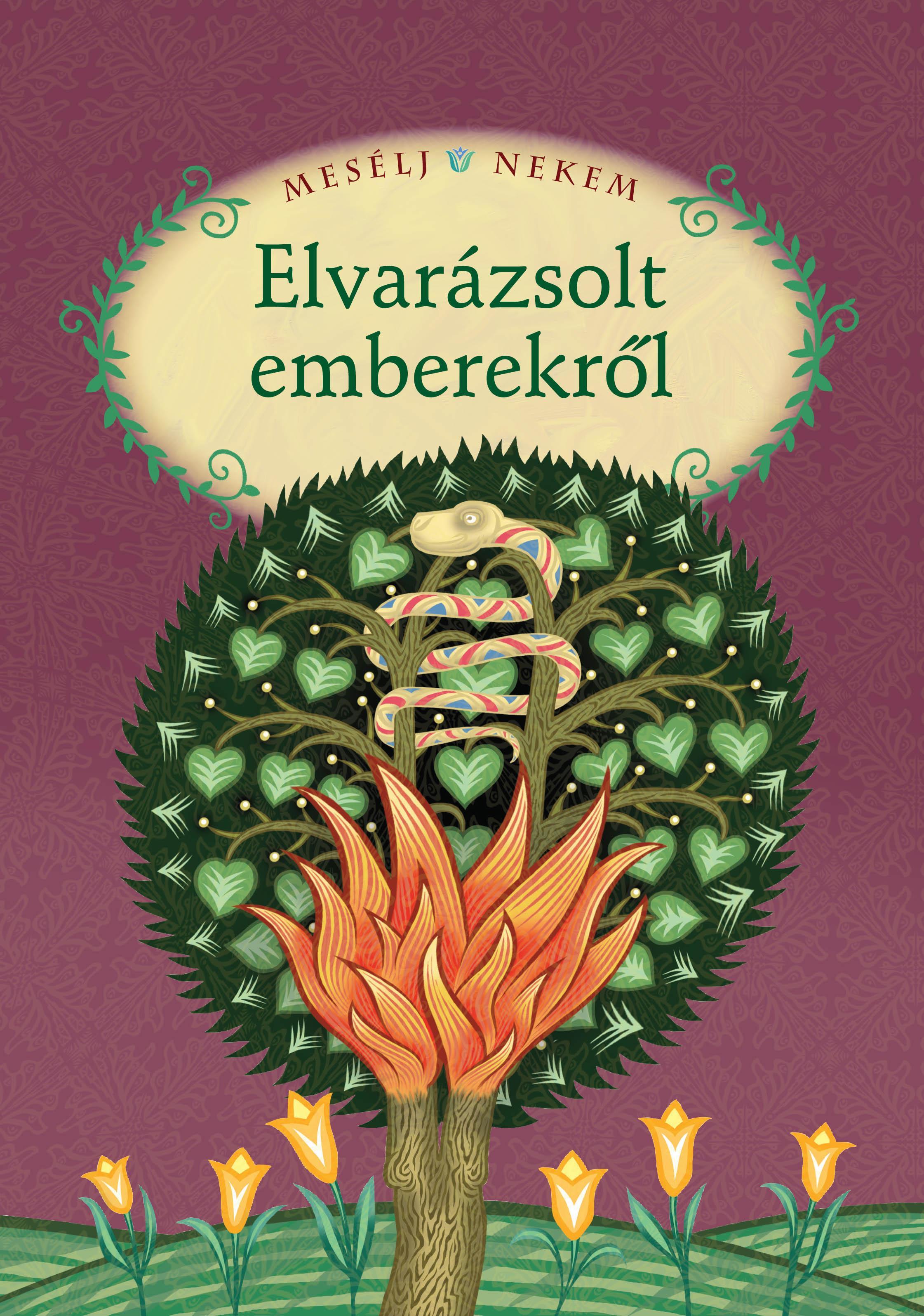 Összeáll. és szerk.:Luzsi Margó - Mesélj nekem elvarázsolt emberekről -14.