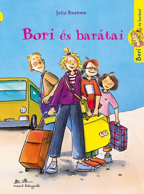 Julia Boehme - Bori és barátai