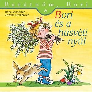 Liane Schneider - Bori és a húsvéti nyúl - Barátnőm, Bori 41.