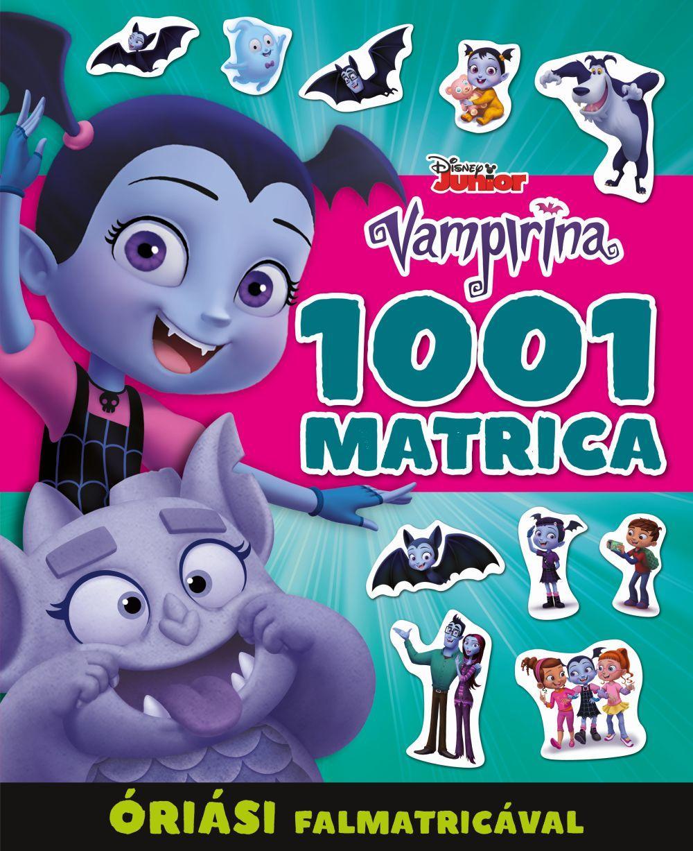 - - 1001 Disney Junior Matrica - Vampirina