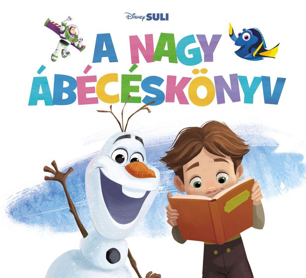 - - A nagy ábécéskönyv -  Disney Suli