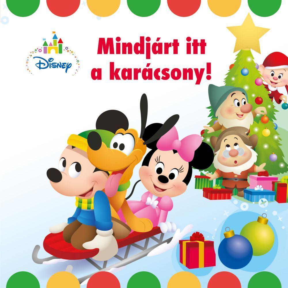 - - Disney Baby - Mindjárt itt a karácsony!