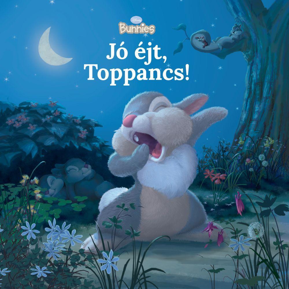 Kitty Richards - Disney Bunnies - Jó éjt, Toppancs!