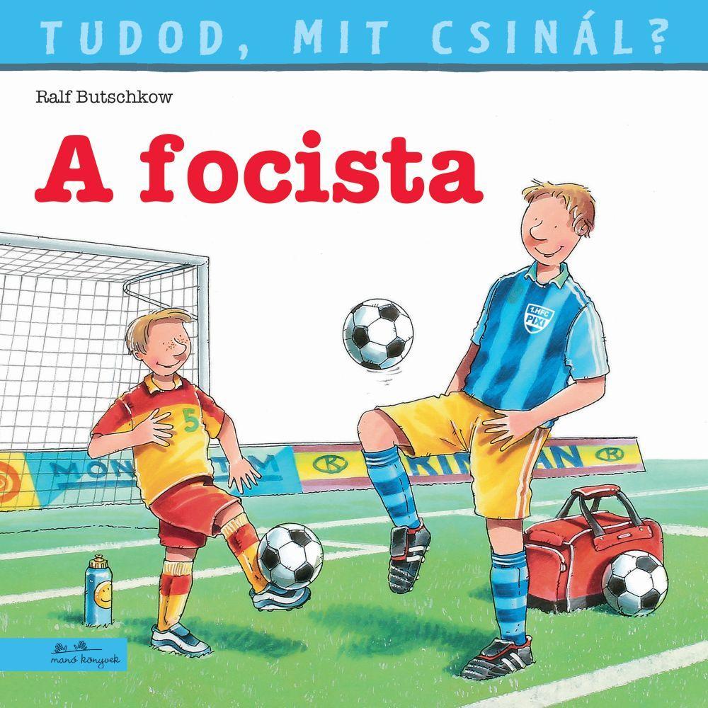 Ralf Butschkow - Tudod, mit csinál? 4. - A focista