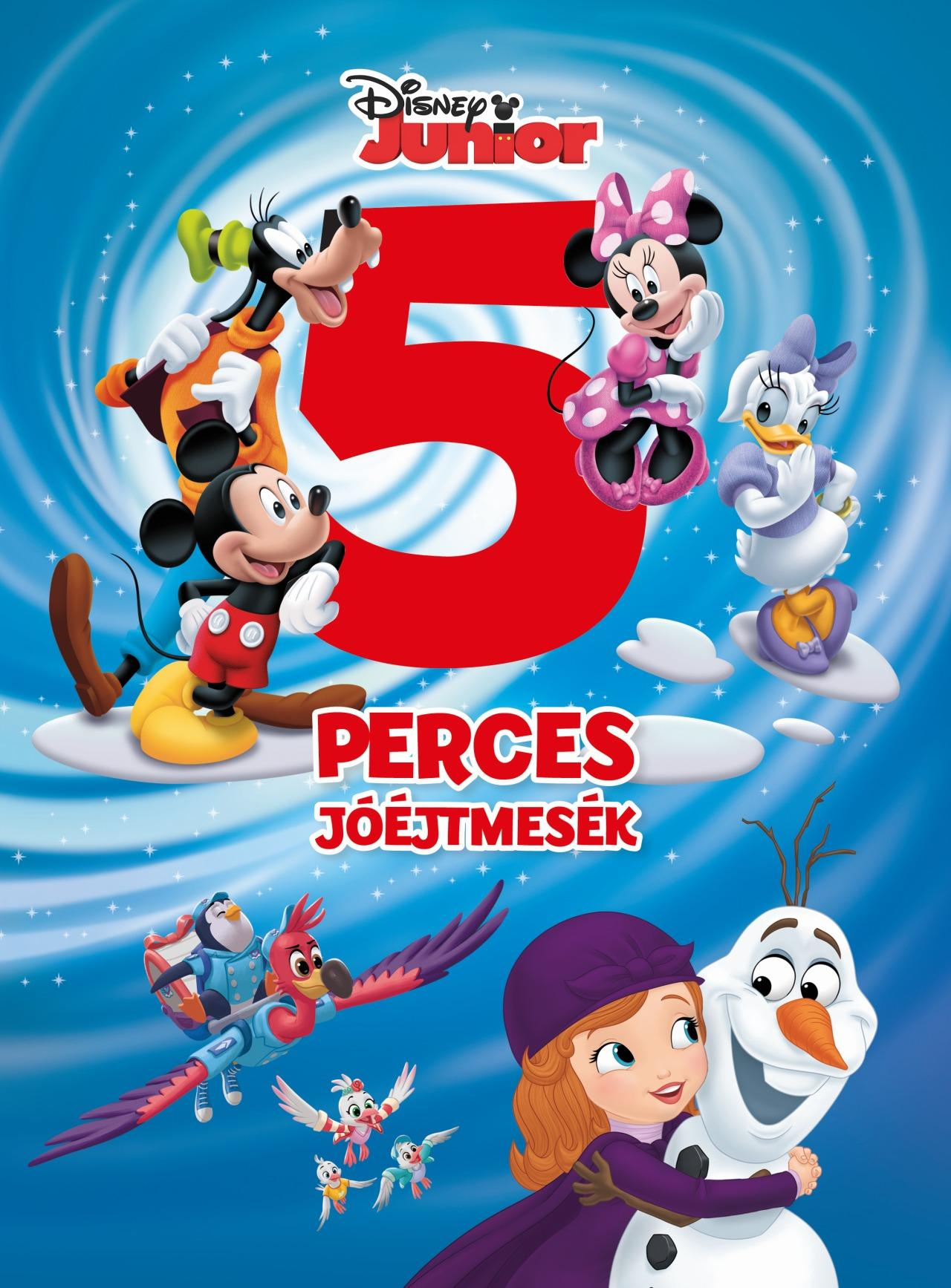 - - Disney Junior - 5 perces jóéjtmesék