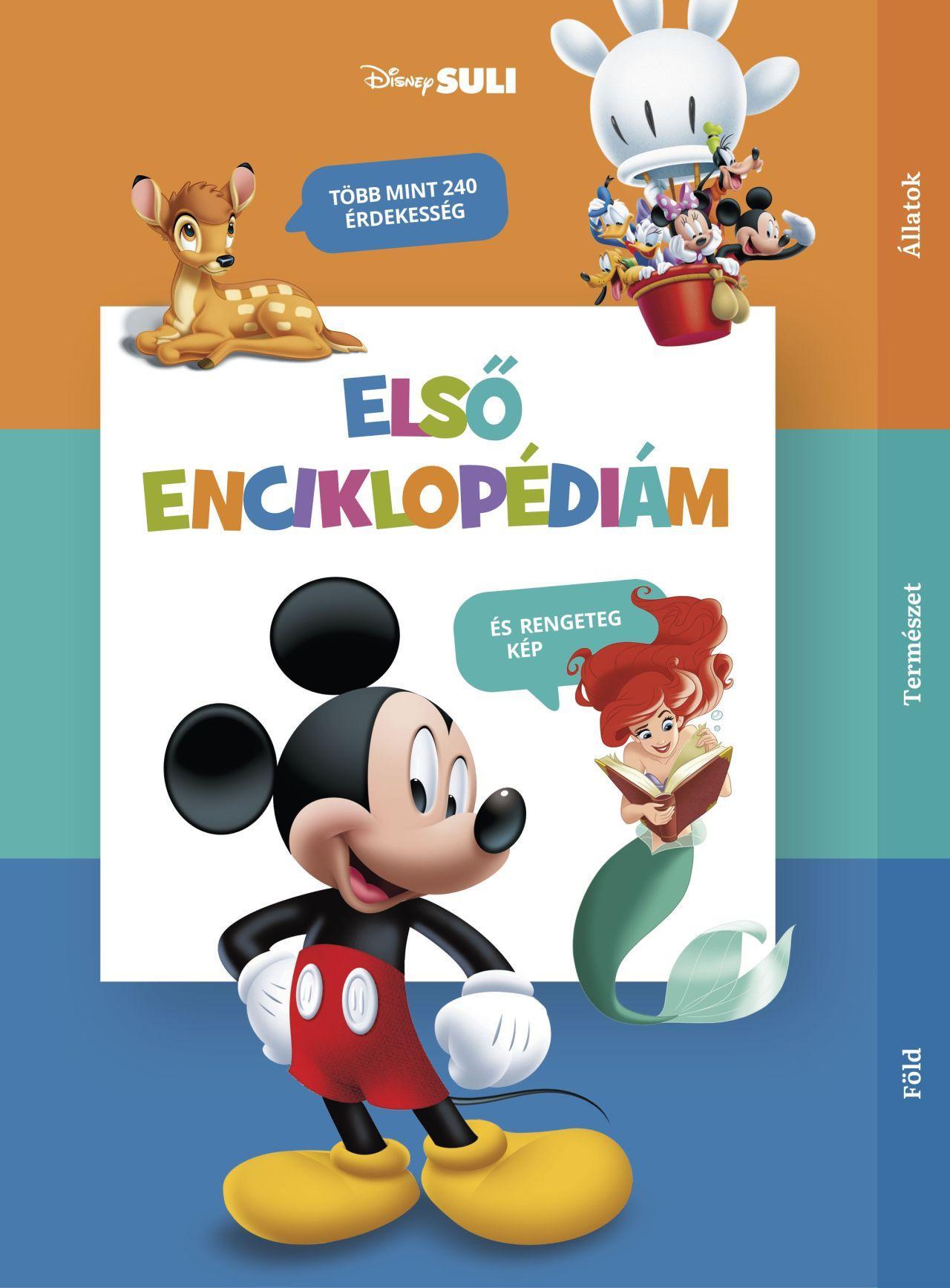 - - Disney - Első enciklopédiám