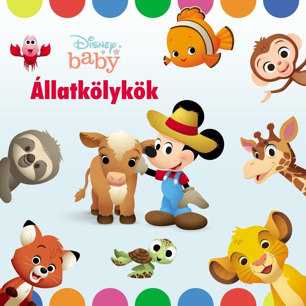 - - Disney Baby - Állatkölykök