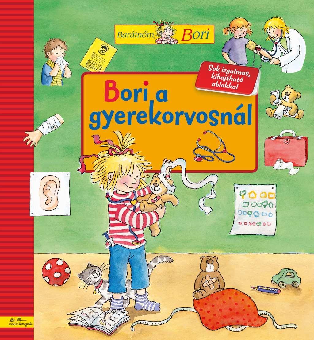 Liane Schneider - Bori a gyerekorvosnál