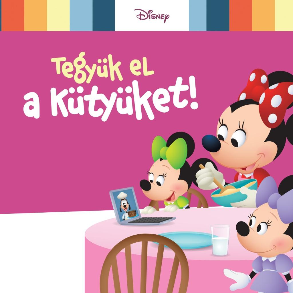 - - Disney Baby - Tegyük el a kütyüket!