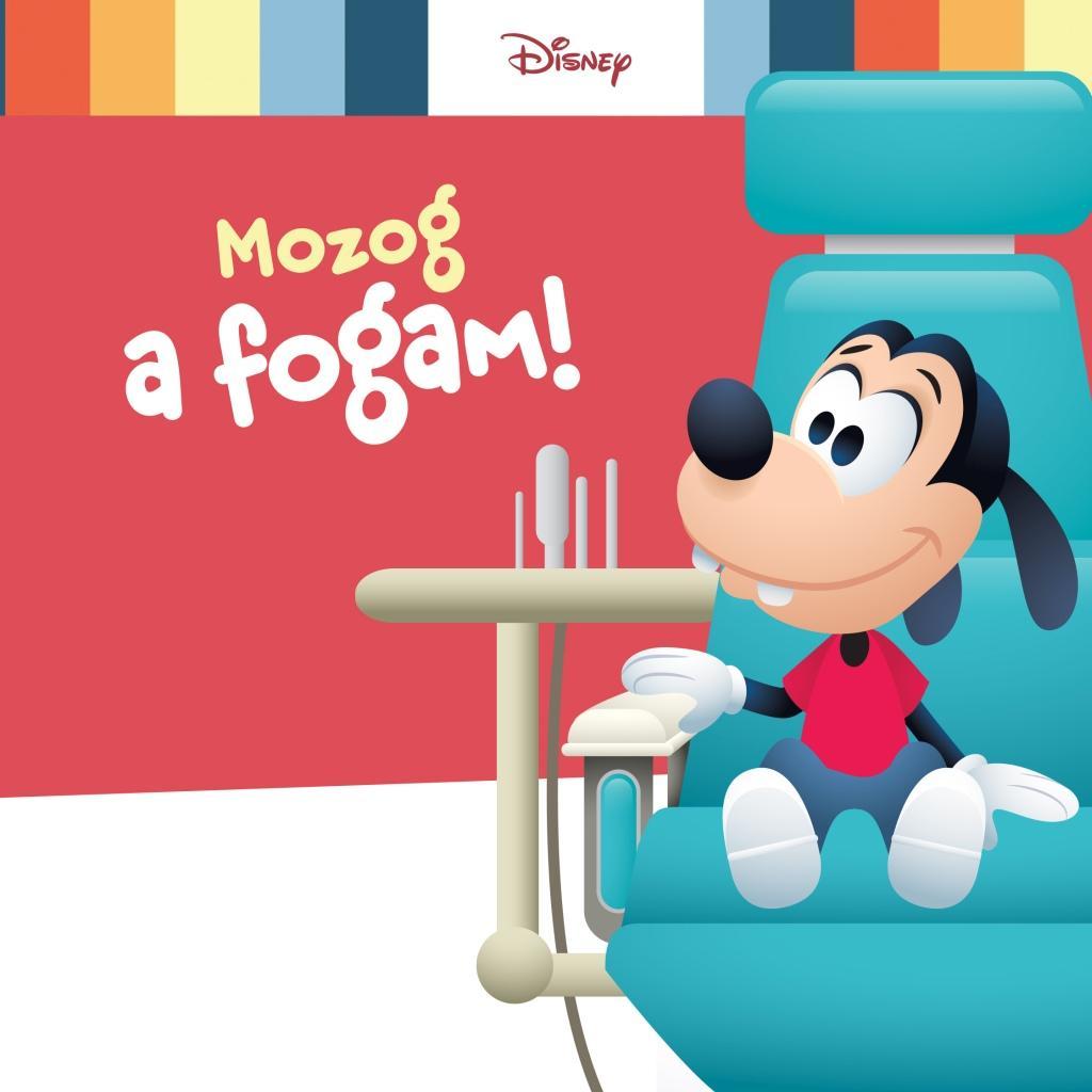 - - Disney Baby - Mozog a fogam!