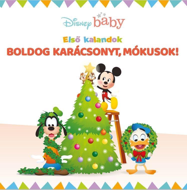 - - Disney Baby - Boldog karácsonyt, mókusok! - Első kalandok