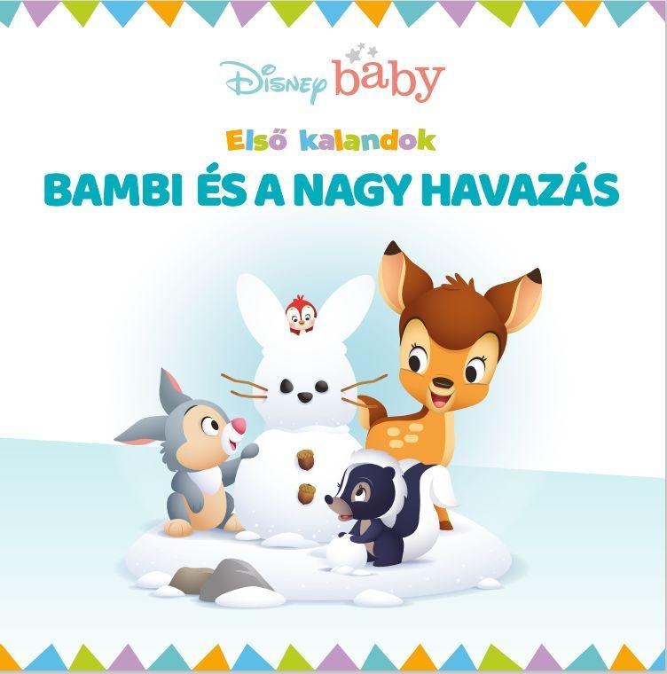 - - Disney Baby - Bambi és a nagy havazás - Első kalandok