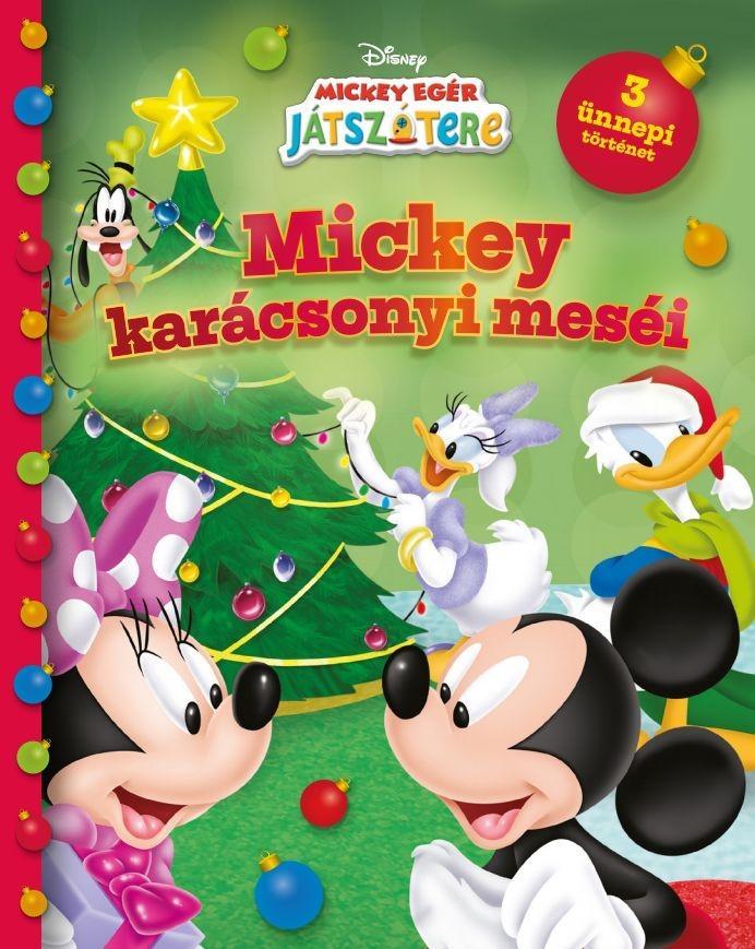 - - Disney - Mickey karácsonyi meséi
