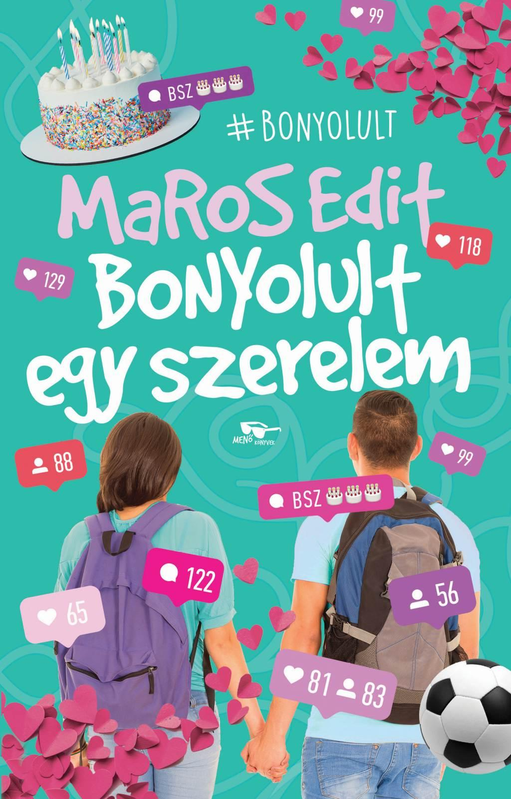 Maros Edit - Bonyolult egy szerelem