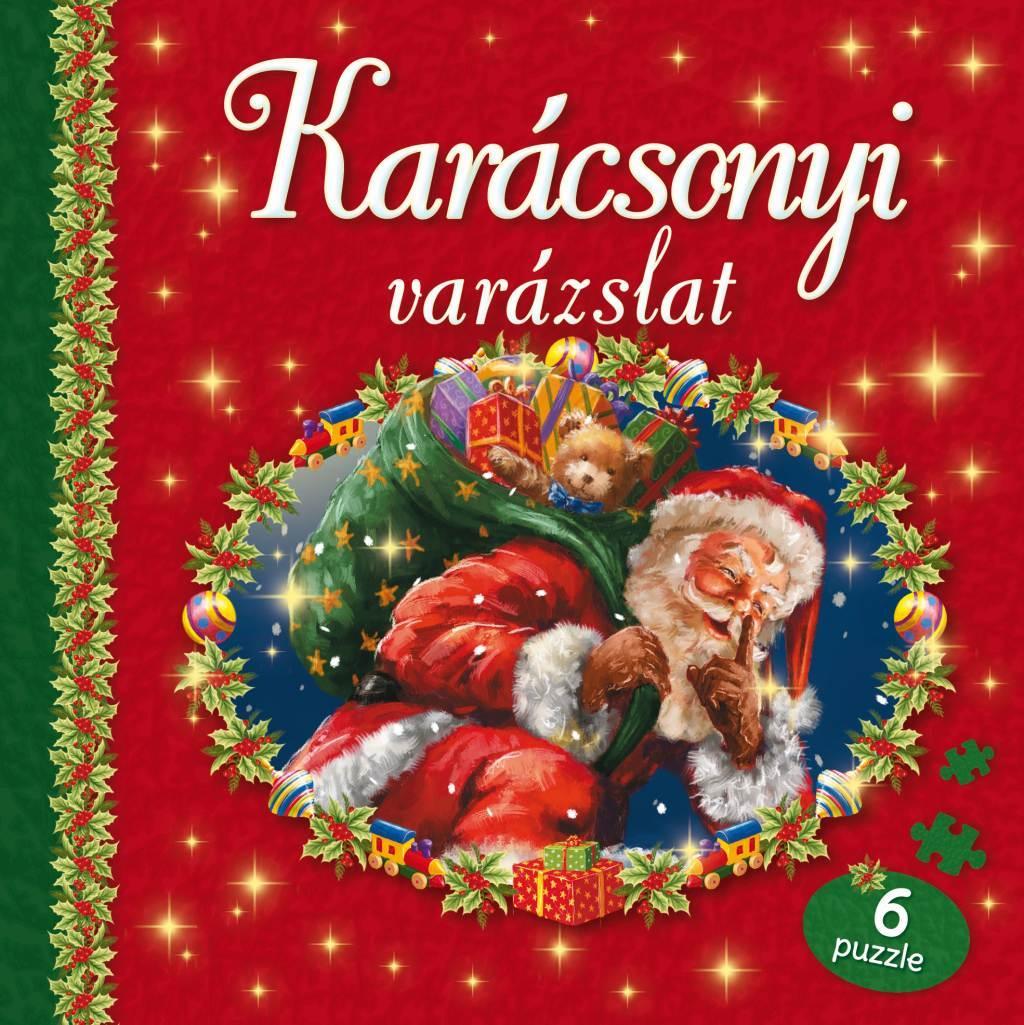 - - Karácsonyi varázslat - puzzle