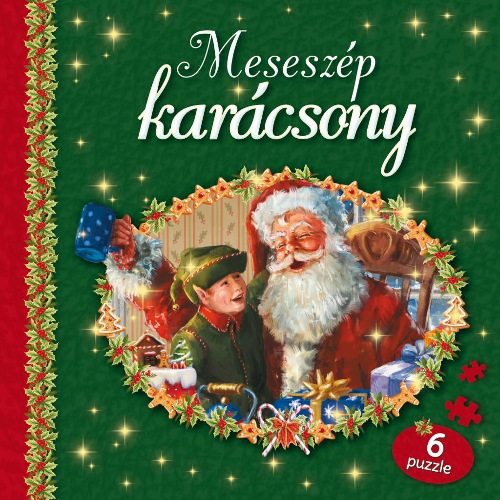 - - Meseszép karácsony - puzzle