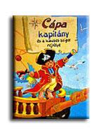 Manó könyvek - Cápa kapitány és a kincses sziget rejtélye